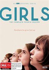 Girls - Season 4 (DVD, 2 Disc Set) NEW R4 Series