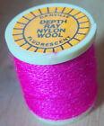 Danville's, Depth Ray, Fluorescent Nylon Wool, 10 Yard Spools, Various Colors