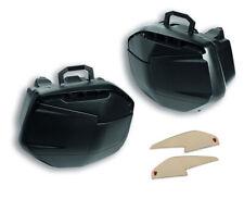 DUCATI Seitenkoffer Koffer lackiert Sidebags SAND MULTISTRADA 1200 1260 Enduro
