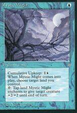 MTG Magic - Ere glaciaire - Mystic Might -  Rare VO