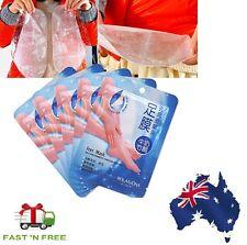 Milk Bamboo Vinegar Dead Skin Remove Foot Skin Smooth Exfoliating Feet Peel Mask
