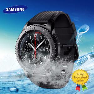Samsung Gear S3 Frontier SM-R760 WIFI Bluetooth Smart Watch SM-R760