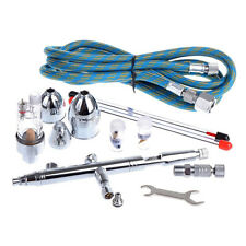 Dual Action Airbrush Air Brush Kit with Airbrush Hose and Spray Gun for Tattoos
