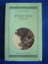 VITTORIO PUGLIESE-POSITANO, PAESE MIO-LA CONCHIGLIA, CAPRI 2003-POESIE-BALLATE..