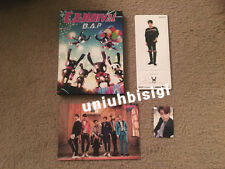 BAP 5th Mini Album CARNIVAL Special Edition YOUNGJAE Stand Paper Photocard