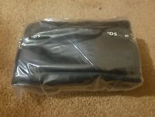 Nintendo ds lite clutch bag new black