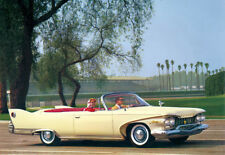 1960 Plymouth Fury Convertible, Refrigerator Magnet, 40 MIL