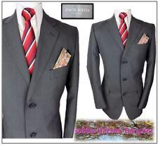 """Jack Reid @ BHS  Mens 2 pce suit Ch40""""R  W34"""" L29"""" Charcoal Grey"""