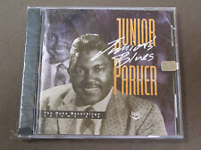 Junior's Blues The Duke Recordings, Vol. 1 Junior Parker CD New 1992
