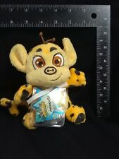 "Neopets Spotted Mynci Plushy. 6"". New with tag, no code. 2008. Hard to find."