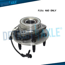 4x4 Front Wheel Bearing & Hub Assembly GMC Sierra Chevy Silverado Escalade Tahoe