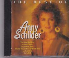Anny Schilder-The Best Of cd album