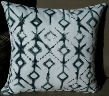 Navy & Indigo Cushion Cover - 50cm x 50cm