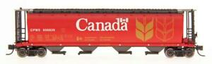 Bachmann Government of Canada CPWX Cylindrical Covered Hopper N Scale 19181