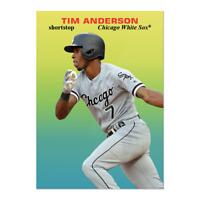 Tim Anderson 2019 Topps Throwback Thursday TBT Set 19  #111 Chicago White Sox