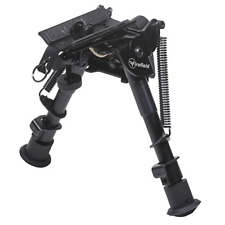 """Firefield Stronghold 6-9"""" Bipod, Padded Stock Mount, Extends To Multiple Lengths"""
