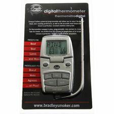 Bradley Digital Food Probe Thermometer Ideal for Smoking & Roasting