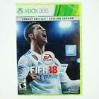 FIFA 18 Legacy Edition: Xbox 360 [Brand New]