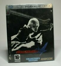 Devil May Cry 4 Limited Edition PS3 Pegi 16+ Box048