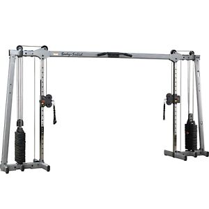 Body-Solid GDCC250 Cable Crossover Functional Trainer Home & Club Weight Machine