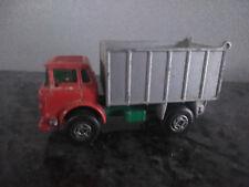 MATCHBOX LESNEY 26 ENGLAND CAMION BENNE GMC 1970 TIPPER TRUCK DIECAST 1/75