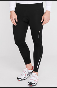 Muddyfox Mens Cycle Padded Tights Cycling Pants Trousers Bottoms Clothing LARGE