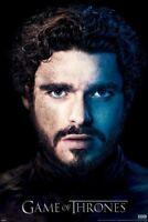 GAME OF THRONES ~ ROBB PORTRAIT S3 24x36 TV POSTER Stark Richard Madden HBO