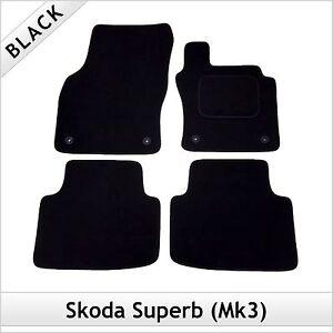Genuine Skoda Superb Estate 2015-2018 Boot Floor Tapis Liner 3V9863463D