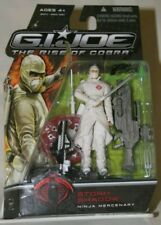 GI Joe The Rise Of Cobra Storm Shadow Ninja Mercenary Action Figure MOC 2009