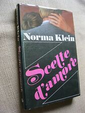 SCELTE D'AMORE - NORMA KLEIN - EDIZIONE EUROCLUB