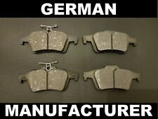FOR VAUXHALL OPEL VECTRA C MK2 1.6 1.8 2.0 2.2 2.8 OE QUALITY REAR BRAKE PADS