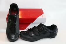 New Specialized Comp Road Bike Shoes 45.5 11.5 12 Black BOA Men's 3-Bolt Tri