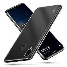 Dolphin.® HUAWEI P20 Lite Case Ultra Slim Hülle Cover TPU Transparent Silikon