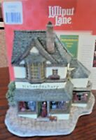 LILLIPUT LANE - L2053 HABERDASHERY - WINDERMERE, CUMBRIA. WITH BOX & DEEDS