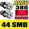 2x Rouge 380 P21/5W BAY15D AMPOULE del feu latéral TIGE Stop JOUR Feu GB