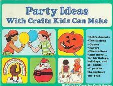 Party Ideas With Crafts Kids Can Make (Staplebound: Crafts, Kids Crafts, Teacher