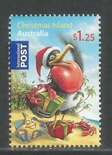 Christmas Island 2009 Christmas/Wildlife-Attrac tive Art Topical (482) Mnh