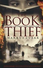 The Book Thief (10th Anniversary Edition) By Markus Zusak