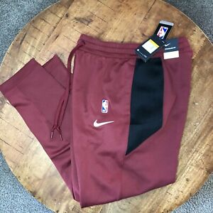 Nike Warm Up Pants Player Issue Cleveland Cavaliers NBA AA5216-677 Size XXL