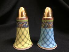 Versace Russian Dream Rosenthal Collector's Salt and Pepper Shakers