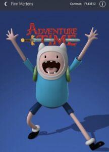 Veve NFT Adventure Time - Finn Mertens NFT #3812