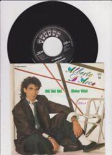 "Single 7"" Vinyl-Schallplatten (1980er) aus Italien"