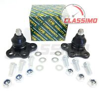 Lower Ball Joint Pair for VAUXHALL CORSA C - all models - 2000 to 2007