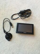 "GARMIN GPS  5"" SCREEN - BLACK MODEL 145-01615-10 TESTED"