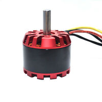 1x 6354 180KV Brushless Motor High Power 1500W for Belt-Drive Balancing Scooters