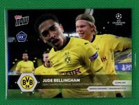 2021 Topps Now UEFA Champions League UCL #65 JUDE BELLINGHAM RC Borussia