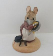 The Best Beswick Boxed Johnny Town-mouse With Bag Rare Bp4 Only Issued 1988-89 Perfect Beswick
