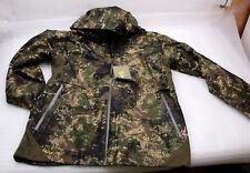 Alaska Superior Jacket Blind Tech Invisible SIZE S Men's Hunting Jacket New