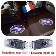 Led Logo BMW Laser Projecteur Sol Portes Puissant Vendu Par Paires (x2)