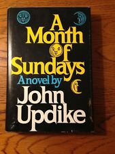 A Month of Sundays by John Updike (1975, Hardcover)